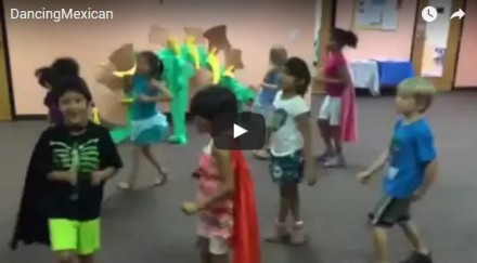 YPW Camps Spanish Immersion Day Camp – Video: Mexican Dance -